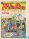 Bandes dessinées - Minitoe  (tijdschrift) - 1989 nummer  41