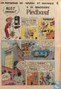 Bandes dessinées - Spirou et Fantasio - A la brasserie Piedboeuf