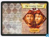 Trading cards - Harry Potter 5) Chamber of Secrets - The Weasley Twins