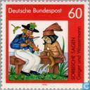 Briefmarken - Deutschland, Bundesrepublik [DEU] - Sorbische Sagen