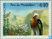 Postage Stamps - France [FRA] - National Parks