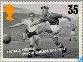 Postage Stamps - Great Britain [GBR] - European Championship Soccer
