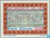 Postage Stamps - Vatican City - Pope Gregory VII