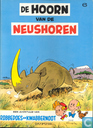 Comic Books - Spirou and Fantasio - De hoorn van de neushoren