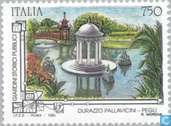 Postage Stamps - Italy [ITA] - Gardens