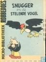 Bandes dessinées - Robbedoes (tijdschrift) - Snugger en de stelende vogel