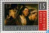 Postage Stamps - Belgium [BEL] - Cultural capital