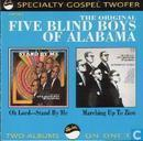 Disques vinyl et CD - Five Blind Boys of Alabama, The - Oh Lord--Stand By Me/Marching Up To Zion