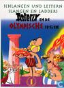 Spellen - Slangen en Ladders - Slangen en Ladders - Asterix en de Olympische spelen