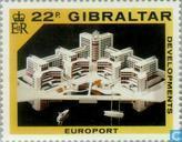 Postzegels - Gibraltar - Projectontwikkeling