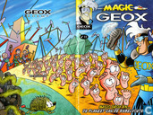 Strips - Magic Geox - De planeet van de rebelvoeten