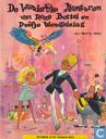 Bandes dessinées - Olivier Rameau - De wonderlijke avonturen van Roze Bottel en Duifje Vleugelslag