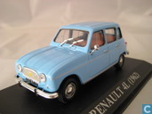 Model cars - Altaya - Renault 4 L