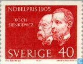 Postage Stamps - Sweden [SWE] - Nobel Laureates in 1905