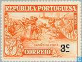 Postage Stamps - Portugal [PRT] - Camoes