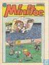 Bandes dessinées - Minitoe  (tijdschrift) - 1989 nummer  44