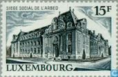 Postage Stamps - Luxembourg - Landscapes