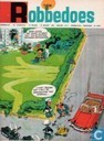 Comic Books - Robbedoes (magazine) - Robbedoes 1458