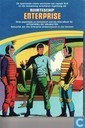 Strips - Star Trek - Ruimteschip Enterprise strip-paperback 1