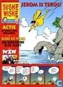Comics - Suske en Wiske weekblad (Illustrierte) - 1999 nummer  30