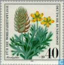 Postage Stamps - Germany, Federal Republic [DEU] - Plants