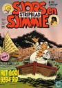 Strips - Sjors en Sjimmie Stripblad (tijdschrift) - Nummer  8