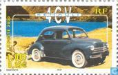 Postage Stamps - France [FRA] - Ancient cars
