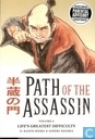 Comic Books - Path of the assassin - Life's greatest difficulty