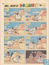 Bandes dessinées - Minitoe  (tijdschrift) - 1989 nummer  45
