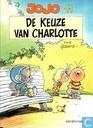 Comic Books - Jojo [Geerts] - De keuze van Charlotte