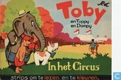 Comic Books - Toby - Toby en Tuppy en Dompy In het Circus