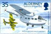 Postage Stamps - Alderney - Thomas Rose