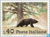 Postage Stamps - Italy [ITA] - National parks