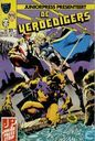 Comic Books - Defenders, The [Marvel] - het spook van de gammawoestijn