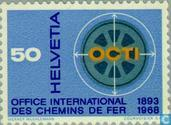 Timbres-poste - Suisse [CHE] - OCTI 75 années