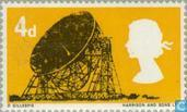 Postage Stamps - Great Britain [GBR] - British technology