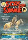 Bandes dessinées - Sjors en Sjimmie Stripblad (tijdschrift) - Nummer  19