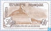 Timbres-poste - France [FRA] - Orphelins de guerre