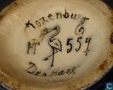Céramique - Rozenburg - Vaas nr. 557