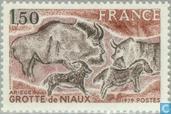 Postzegels - Frankrijk [FRA] - Grotten van Niaux