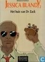 Bandes dessinées - Jessica Blandy - Het huis van Dr Zack