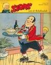 Strips - Sjors van de Rebellenclub (tijdschrift) - 1962 nummer  40