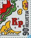 Postage Stamps - Switzerland [CHE] - NABA 2000 Stamp Exhibition