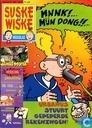 Bandes dessinées - Suske en Wiske weekblad (tijdschrift) - 1997 nummer  15