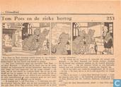 Comics - Bommel und Tom Pfiffig - Tom Poes en de zieke hertog