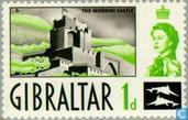 Postage Stamps - Gibraltar - Queen Elizabeth II