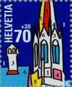 Postage Stamps - Switzerland [CHE] - NABA 2000 Stamp Exhibition