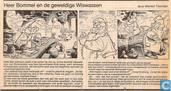 Comic Books - Bumble and Tom Puss - Heer Bommel en de geweldige Wiswassen