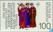 Postage Stamps - Germany, Federal Republic [DEU] - Martyrs of Franconia