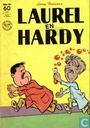 Comic Books - Laurel and Hardy - je vliegt er toch in